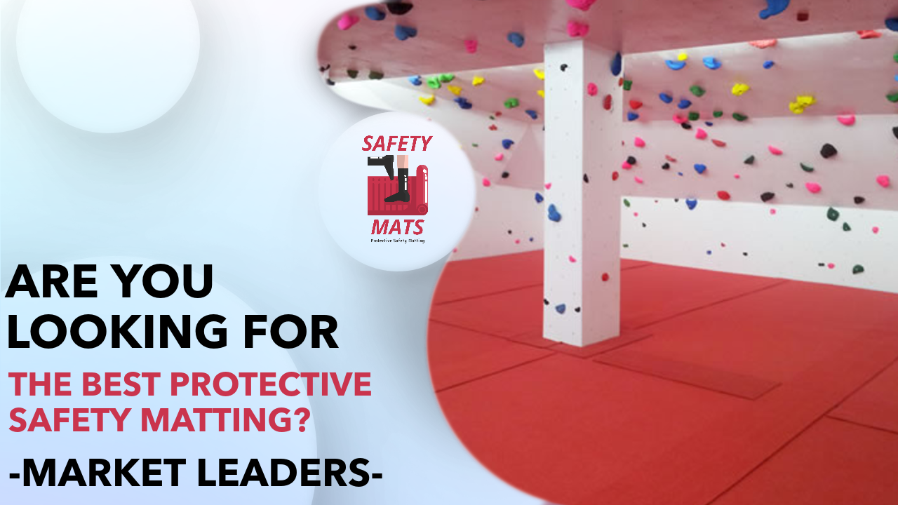 Protective safety matting in UK